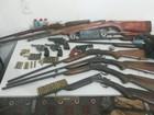 Presos 8 suspeitos de integrar bando de assaltantes que agia no PI e PE