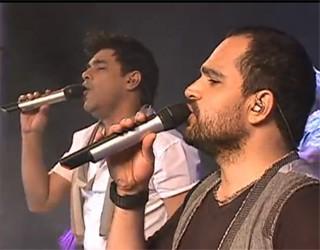 Zezé di Camargo e Luciano (Foto: RPC TV)