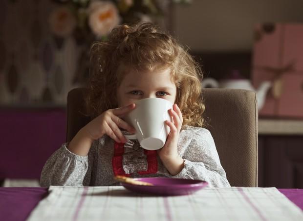 cafeína uso infância   (Foto: Thinkstock)