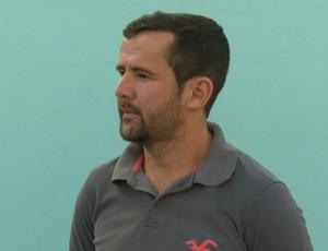 Éder Marques, diretor do Ji-Paraná (Foto: Marco Bernardi)
