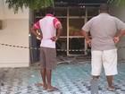 Bando armado explode dois bancos e assusta moradores de Choró, no CE