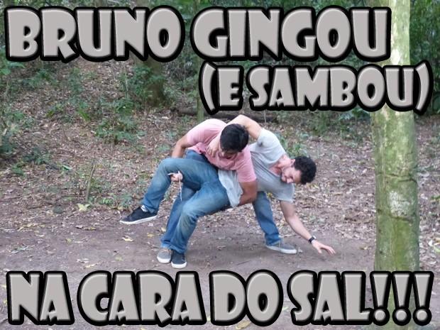 Bruno e Sal (Foto: Malhação/ TV Globo)