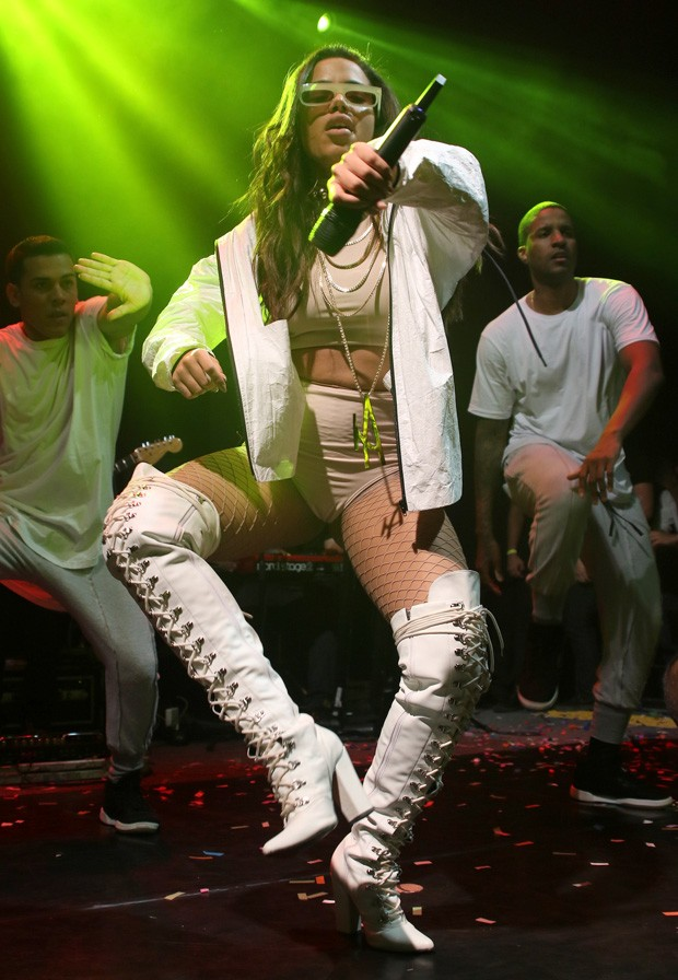 Anitta (Foto: Thiago Duran/AgNews)