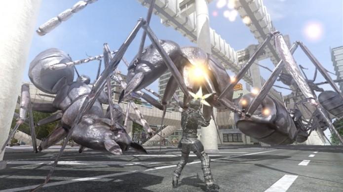 Enfrentar as formigas gigantes de EDF é simplesmente viciante (Foto: pushsquare.com)