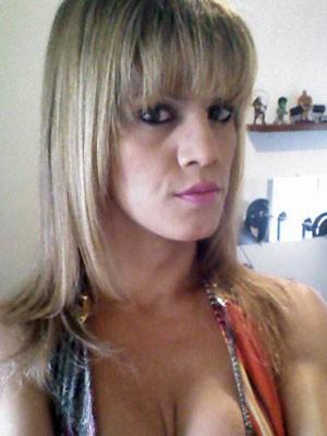 A transexual Rafaelly Wiest, de 31 anos, fará o Enem pela 3ª vez para tentar uma bolsa do Prouni (Foto: Arquivo pessoal/Rafaelly Wiest)