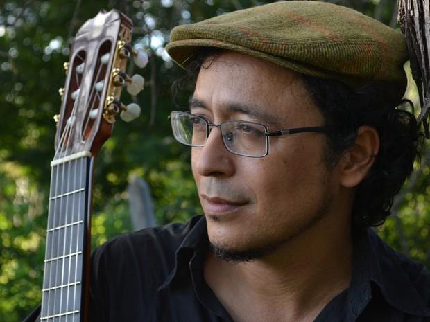 Violinista João Omar apreseta concerto no Sesc de Piracicaba (Foto: Divulgação)