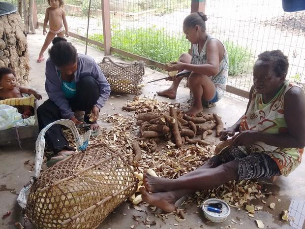 A agricultura e a pesca, em pequena escala, de subsistência, também são praticadas. (Foto: Incra/Divulgação)