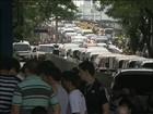 Protesto no Paraguai gera fila e lentidão na Ponte da Amizade
