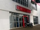 Mototaxista é preso ao instalar chupa-cabra (Thainara Cabral/G1)