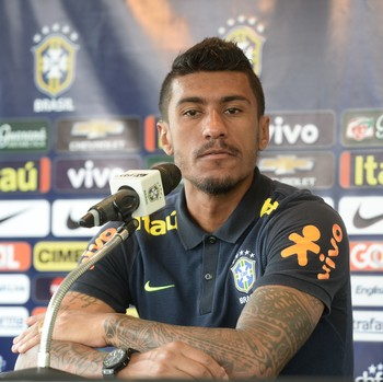 Paulinho seleção brasileira (Foto: Pedro Martins / MoWA Press)