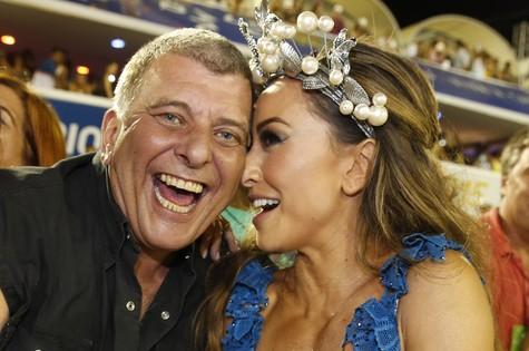 Jorge Fernando e Sabrina Sato (Foto: Divulgação/AgNews)