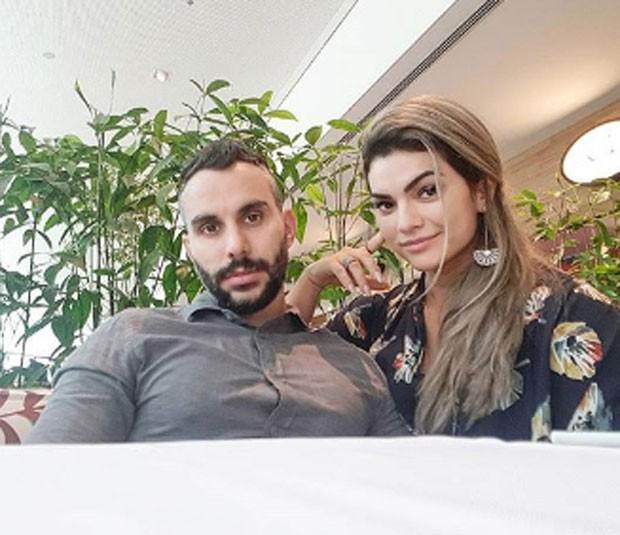 Kelly key e Mico Freitas (Foto: Reprodução)