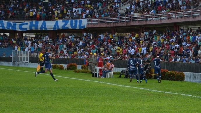 São Francisco x Cametá (Foto: Weldon Luciano/GloboEsporte.com)