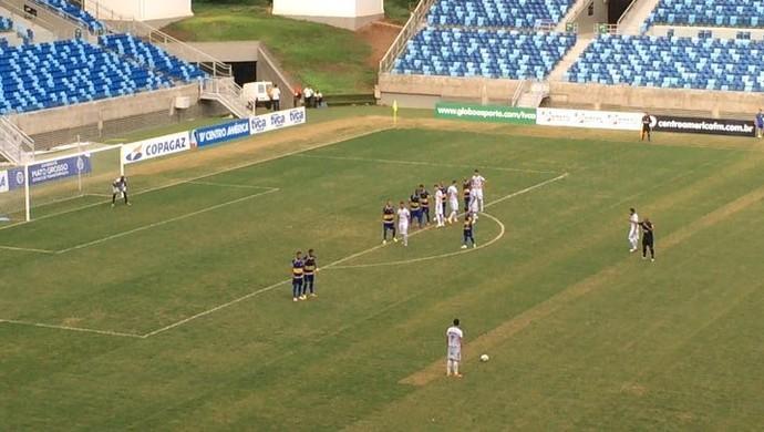 Cuiabá, Araguaia, Arena Pantanal (Foto: Assessoria/Cuiabá Esporte Clube)