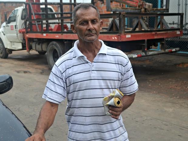 Catadores deverão se formalizar e montar um cooperativa em Cruzeiro do Sul  (Foto: Adelcimar Carvalho/G1)