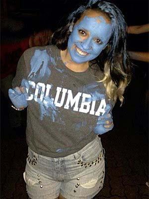 Jovem de 17 anos do DF foi aprovada em Universidade de Columbia, nos EUA (Foto: Arquivo pessoal/Reprodução)