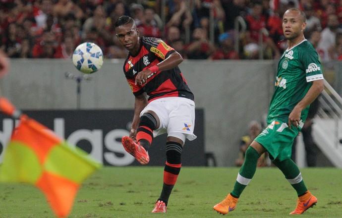 Flamengo x Chapecoense Luiz Antonio Brasileiro (Foto: Gilvan de Souza/Fla Imagem)