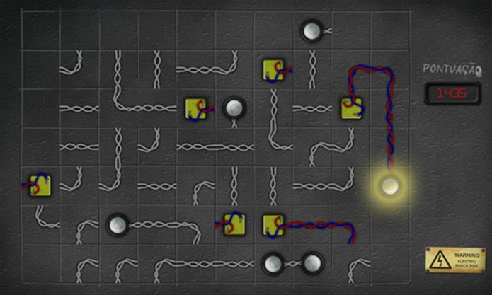 Circuits é um game de raciocínio para Windows Phone que promete desafiar jogadores (Foto: Divulgação/Windows Phone Store)