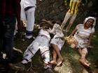 Protesto durante festival religioso deixa mortos na Etiópia