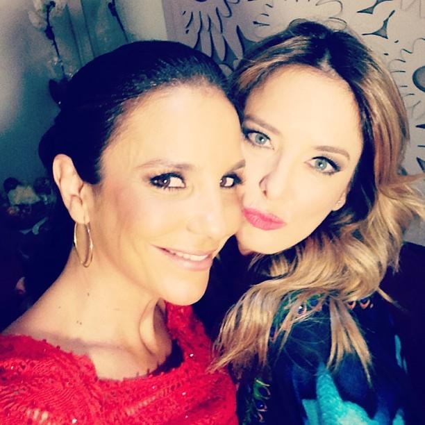 Ivete Sangalo e Ticiane Pinheiro (Foto: Reprodução/Instagram)