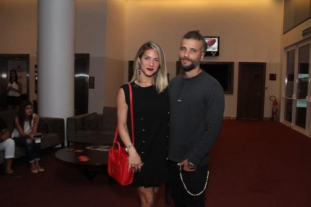 Giovanna Ewbank e Bruno Gagliasso (Foto: Thyago Andrade- Brazilnews)