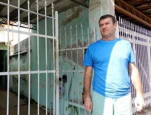 Edilson Pereira de Carvalho, ex-árbitro, em Jacareí