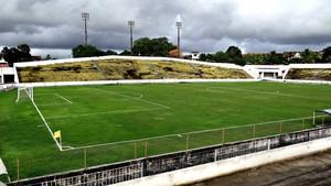 Santa Cruz Estádio Ademir Cunha (Foto: Pedro Costa)