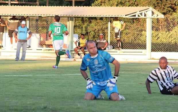 Luverdense vence Treze por 4 a 0 (Foto: Assessoria/Luverdense Esporte Clube)