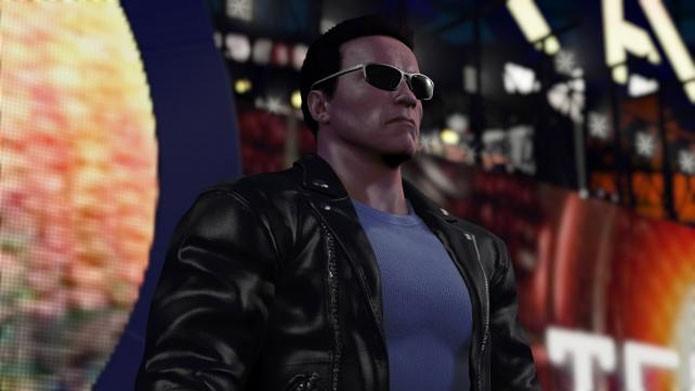 O Exterminador mostrará quem é que manda em WWE 2K16 (Foto: Divulgação/2K Games)