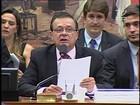 Relator recomenda aprovação do impeachment de Dilma Rousseff