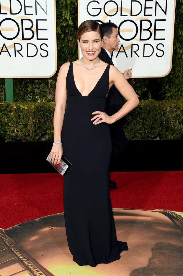 Sophia Bush (Foto: Getty Image)