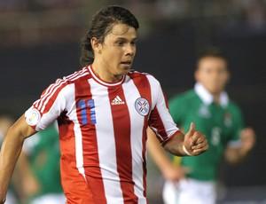 Angel Romero paraguai cerro porteño