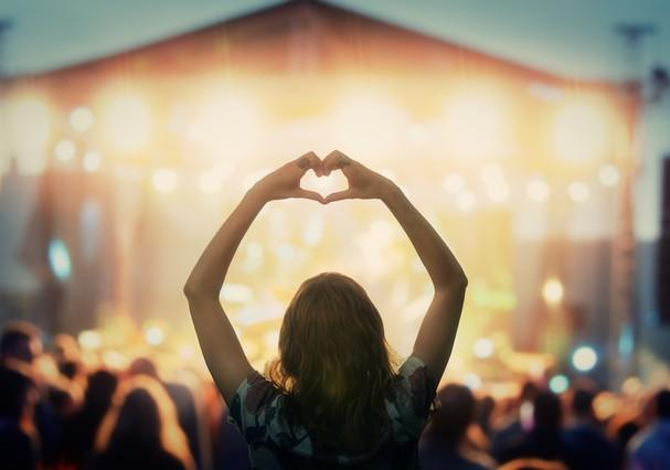Festival de música para mulheres (Foto: Thinkstock)