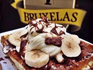 Jogos Farroupilhas - Bruxelas Belgian Waffle (Foto: Divulgação)