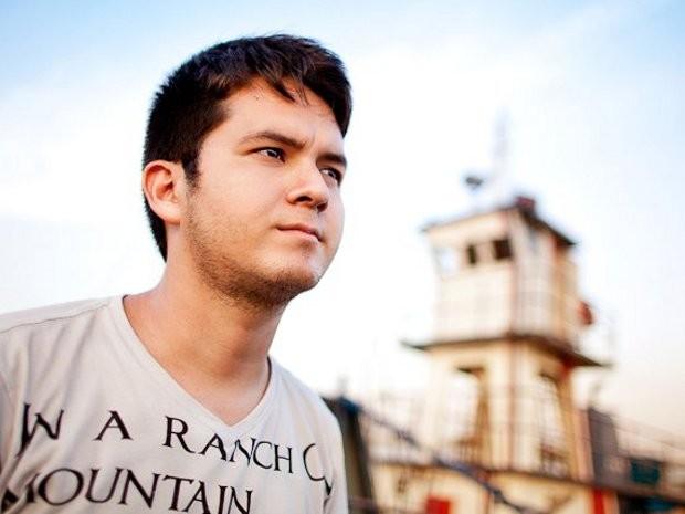 Bruno mudou sua opinião sobre carnaval depois de passar a data em Vigia (Foto: Bruno Miranda/Arquivo Pessoal)