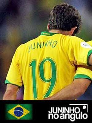 Juninho, juninho no ganulo (Foto: Reprodução / Facebook)