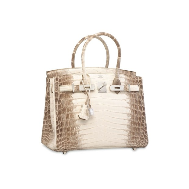 Bolsa mais cara do mundo é da Hermès (Foto: Divulgação)