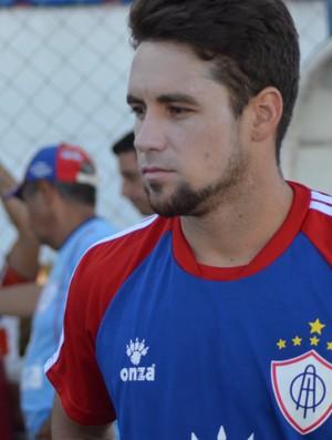 Furlán Itabaiana (Foto: Felipe Martins/GLOBOESPORTE.COM)