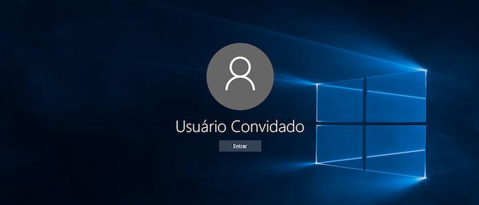 Aprenda a criar uma conta de usuário convidado no Windows 10 (Foto: Reprodução/Helito Bijora)  (Foto: Aprenda a criar uma conta de usuário convidado no Windows 10 (Foto: Reprodução/Helito Bijora) )