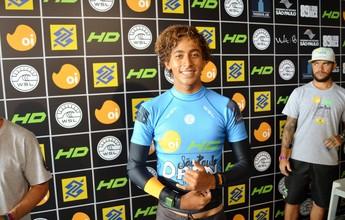 De Maresias, Samuel Pupo comemora terceiro lugar em QS na Austrália