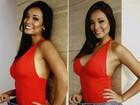 Com 10 kg a menos, Nakamura afirma: 'Estar magra me deixa mais confortável'