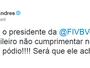 """Murilo critica presidente da FIVB, Ary Graça: """"Não cumprimentou a seleção"""""""