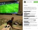 """Desfalque, Casemiro posta mensagem de apoio ao Real: """"Sinto dor por não estar"""""""