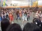Alunos de Jacareí criam 'funk junino' e vídeo viraliza na web; assista