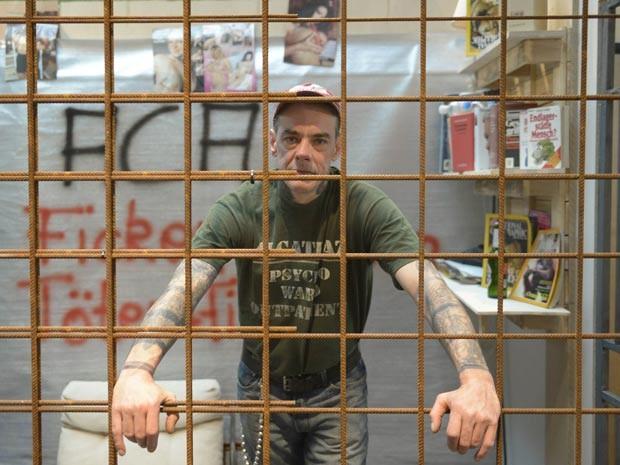 Museu Humano expõe pessoas urbanas (Foto: Reuters)
