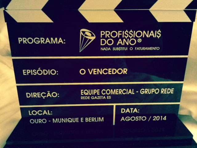 Profissionais do Ano (Foto: Divulgação)