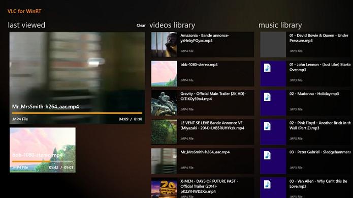 VLC chega com tudo ao Windows 8 (Foto: Divulgação Videolan)