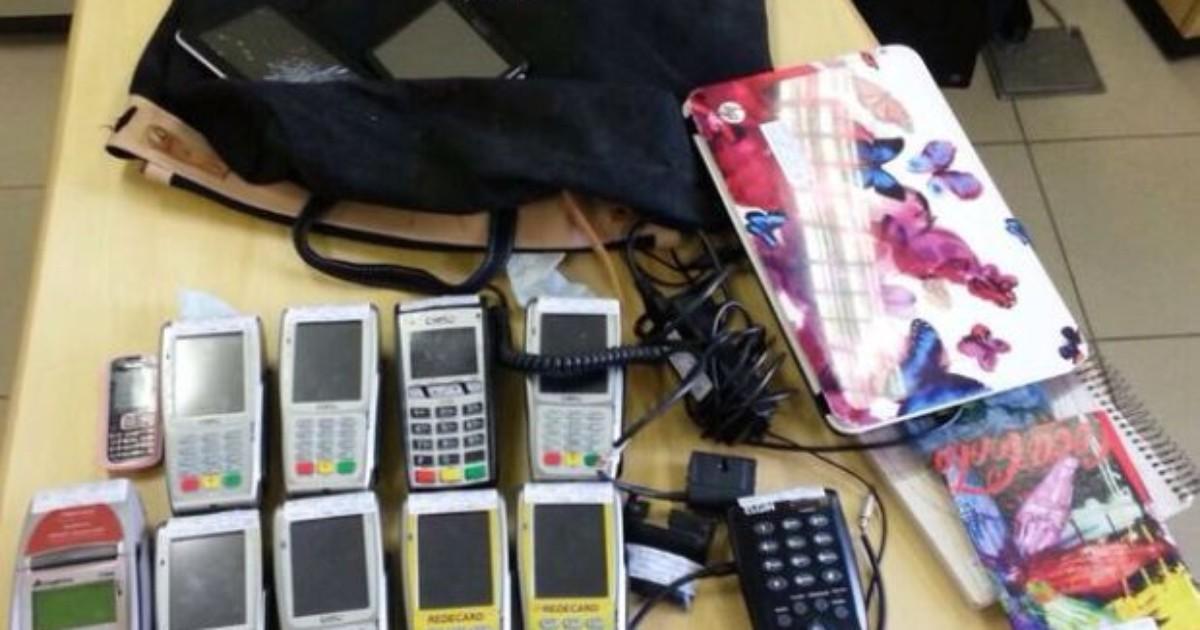 Carteiros e parte de quadrilha de desvio de cartões é presa pela PF - Globo.com