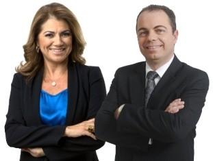 Edilane Araújo e Carlos Siqueira (Foto: Divulgação)