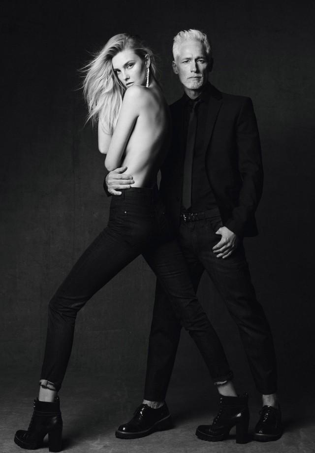 Caroline Trentini e Jorge Gelati (Foto: Nicole Heinige)